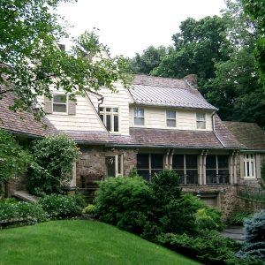 Bowman Cedar Shake Roof Pic