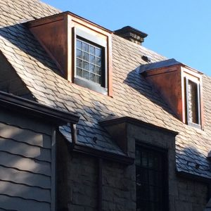 Copper Dormers Pic - Sept 2015